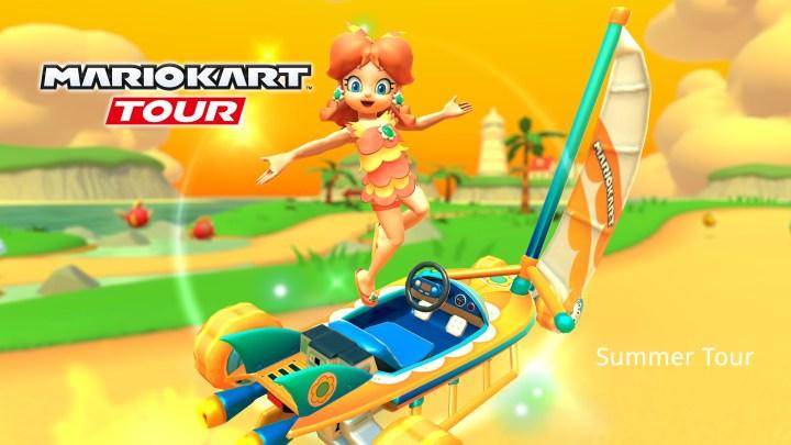 Mario Kart Tour - Summer Tour Event