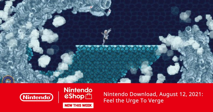 Nintendo Download, August 12, 2021: Feel the Urge To Verge