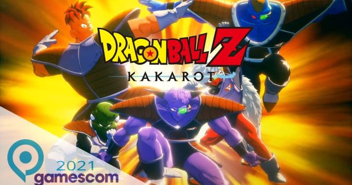 Gamescom 2021: DRAGON BALL Z: KAKAROT + A NEW POWER AWAKENS SET