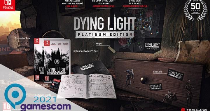 Gamescom 2021: Dying Light Platinum Edition Leaps onto Nintendo Switch