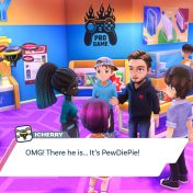Youtubers Life 2 - PewDiePie - player One
