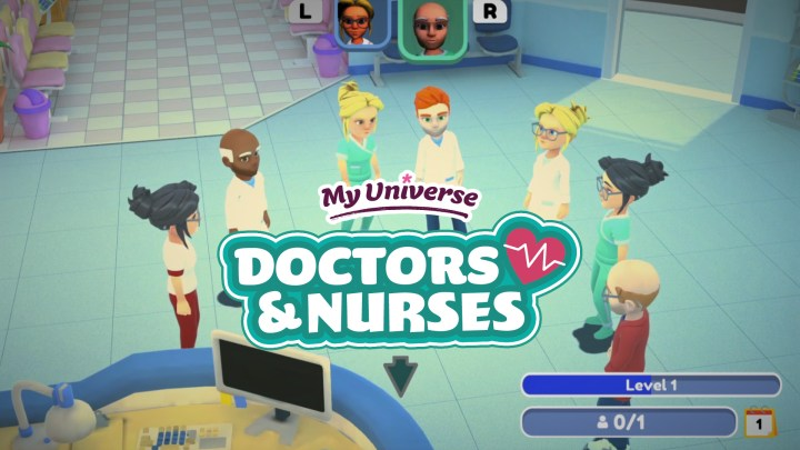 My Universe - Doctors  & Nurses