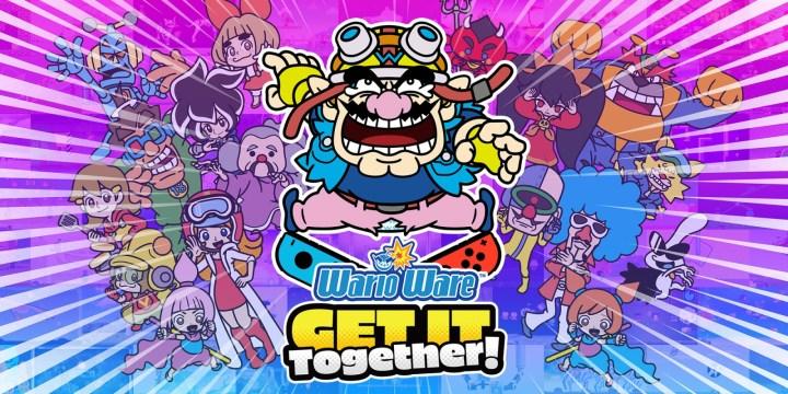 WarioWare™: Get It Together!