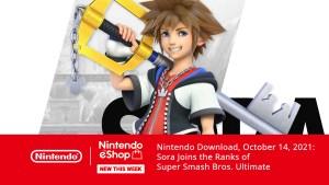 NintendoDownload10142021 SoraJoinsTheRanksOfSuperSmashBrosUltimate 01