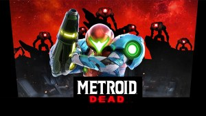 rror in the Metroid Dread game