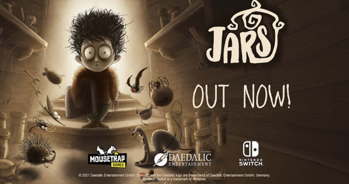 Jars - Out Now!