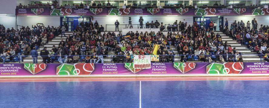 Semi-final Mundial Futsal Feminino 2012