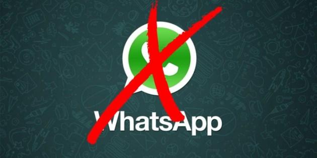 Whatsapp Bloqueado