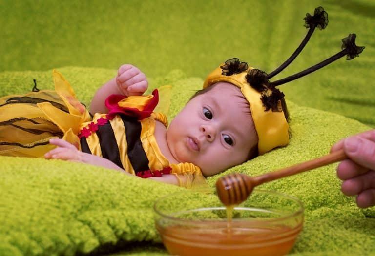 le miel pour les enfants est ce