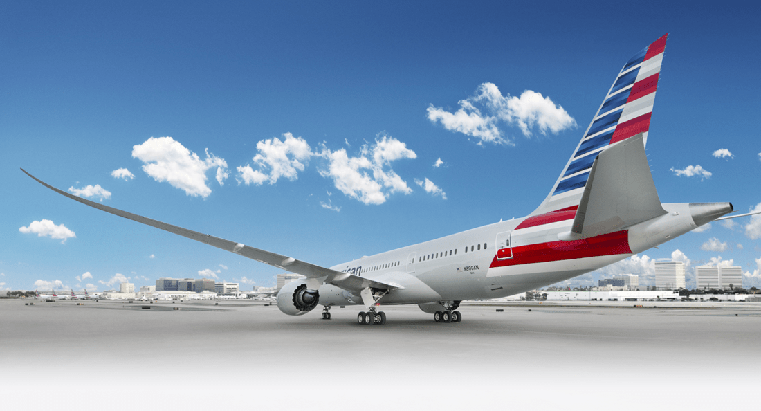 american airlines airline tickets and
