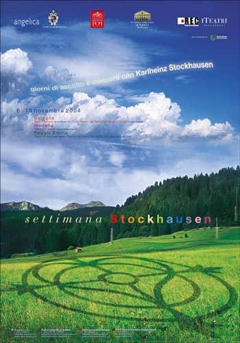 Poster - lorem ipsum, 2004 - aaa art angelica