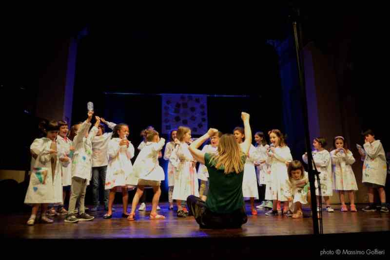 Piccolo Coro Angelico settimo anno