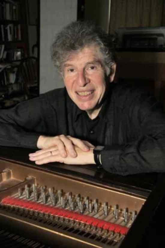 Richard Teitelbaum (photo by Caswell)