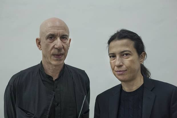 Alessandra Novaga e Elliot Sharp (photo by Roberto Masotti)