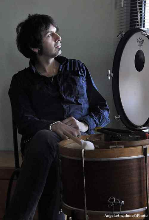 Diego Sapignoli (Foto di Angela Anzalone)