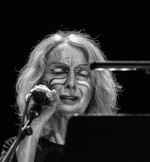 Dagmar Krause (photo by Dawid Laskowski)