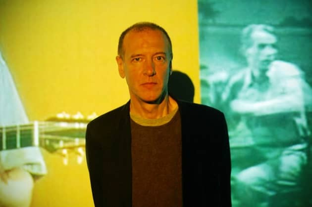Christian Marclay (photo by Dr. J Caldwell)