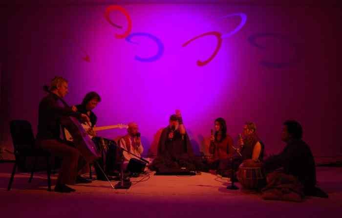 Just Alap Raga Ensemble