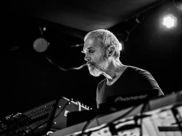 John Duncan (photo by Peter Gannushki)