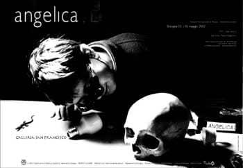 Poster - Festival AngelicA 12, 2002 - aaa art angelica