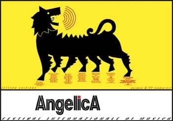 Poster - Festival AngelicA 7, 1997 - aaa art angelica
