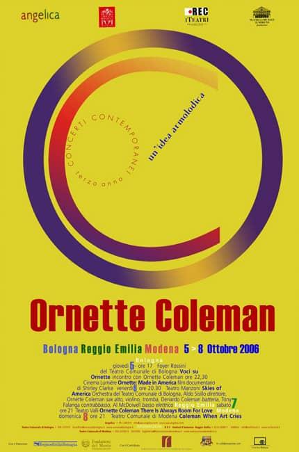 Ornette Coleman - Concerti Contemporanei 3