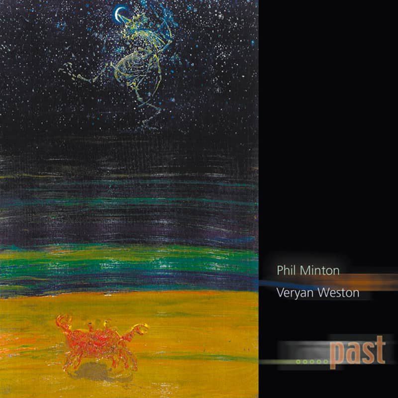 Phil Minton & Veryan Weston - .....past