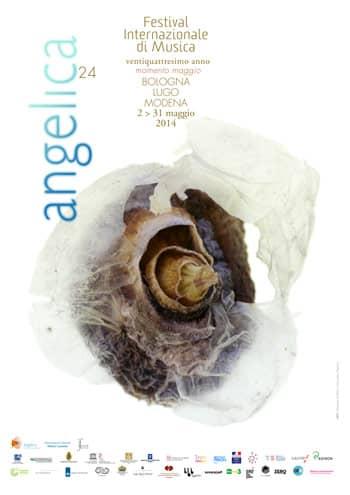Poster - Festival AngelicA 24, 2014 - aaa art angelica