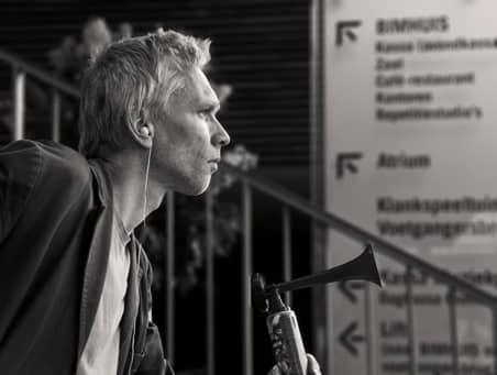 Reiner Van Houdt (Photo by Michel Marang)