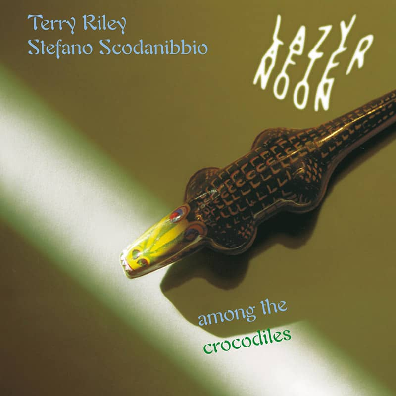 Terry Riley & Stefano Scodanibbio - Lazy Afternoon - Among the crocodiles