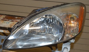 What To Do About Cloudy Headlights
