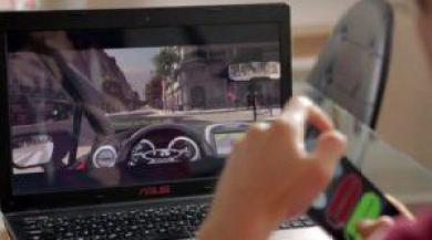 The Good Drive, le simulateur de conduite de l'ECF