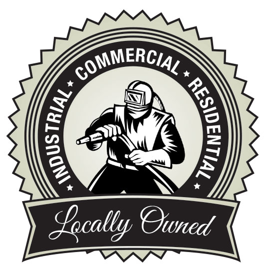 Locally Owned: Industrial, Commercial & Residential