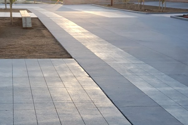 Concrete Texturing