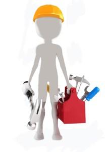 Handyman for house renovation