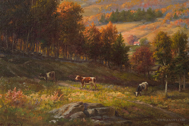 Early American Landscape Paintings