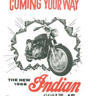 Clymer's 1968 Indian Scout 45