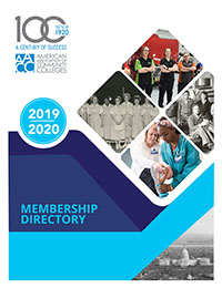 Image: 2019-20 AACC Membership Directory cover