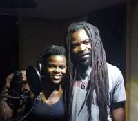 Rocky Dawuni and Wiyaala Collaborate in Nairobi