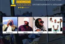 Photo of VVIP, Rudebwoy Ranking, Iwan, Friction, grab nomination – Nima Excellence Awards