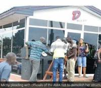 AMA To Demolish Shatta Michy's Pub