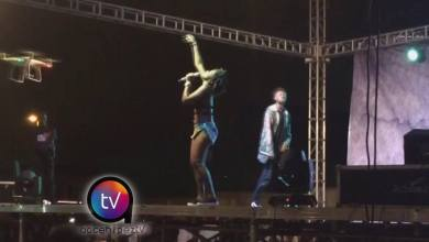 Photo of VIDEO: How Ebony Trilled Fans in Kumasi at The Gadam Nation Tour