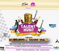 Purple Soul Multimedia (PSM) opens up the gates to the top for Undergrounds with its Talent Show.