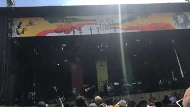 Photo of Kabaka Pyramid celebrates Stonebwoy at Reggae Geel 2018