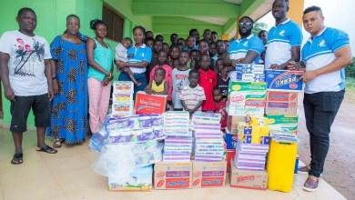 Photo of Photos: Jaddia Foundation donates to Mothers Care Orphanage home in Agona Swedru
