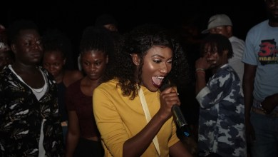 Photo of WATCH: Wendy Shay goes wild on stage at Rootikal Swagger #AchimotaToTheWorldConcert