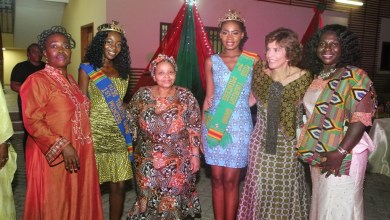 Photo of Women In Tourism donates to Cape Coast School of the Deaf and Blind