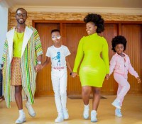 Okyeame And His Wife Celebrate Their 10th Wedding Anniversary With Stunning Photos