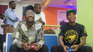 Photo of TeePhlow 'Whips' Kofi Kinaata