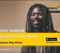 Reggae Legend Rocky Dawuni Signs Up To Play Africa